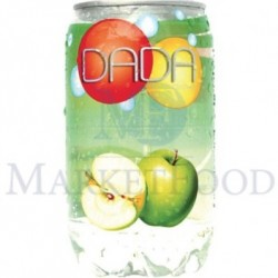 dada pomme canettes  35 cl