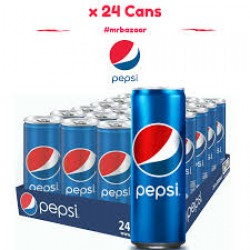 1. pepsi canettes 33cl packs 24