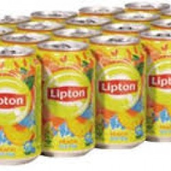 lipton ice the canettes packs 24